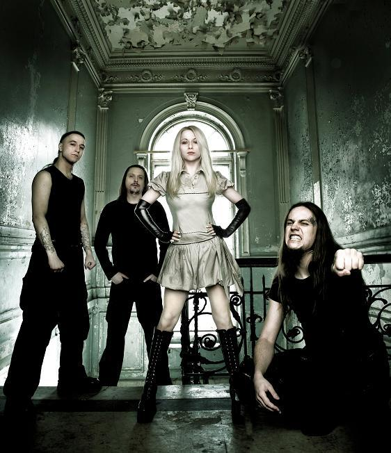 Jonathan Russell: Gothic Metal Genre & Market Research