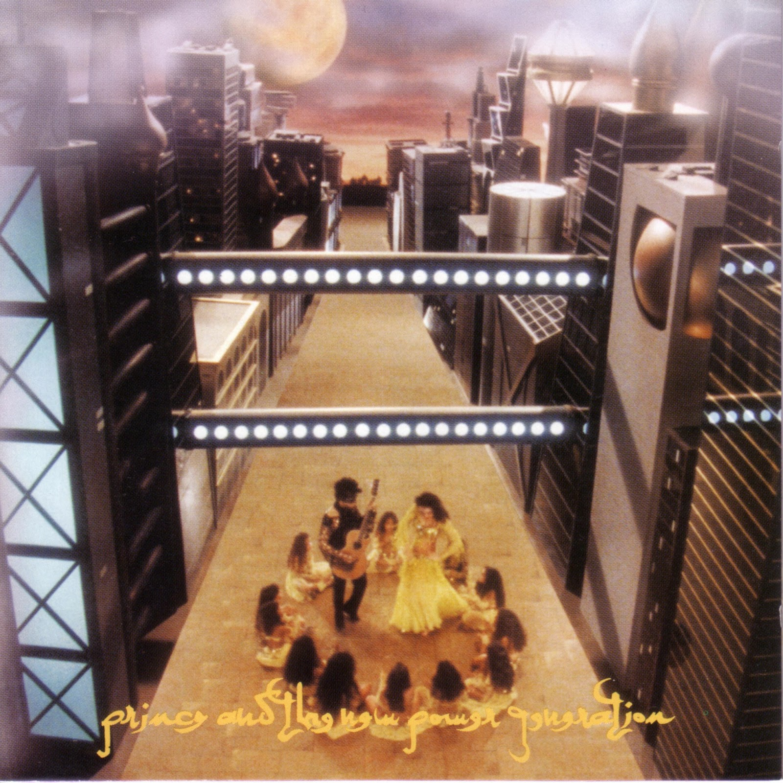 Popn Underground Music: Prince Discography