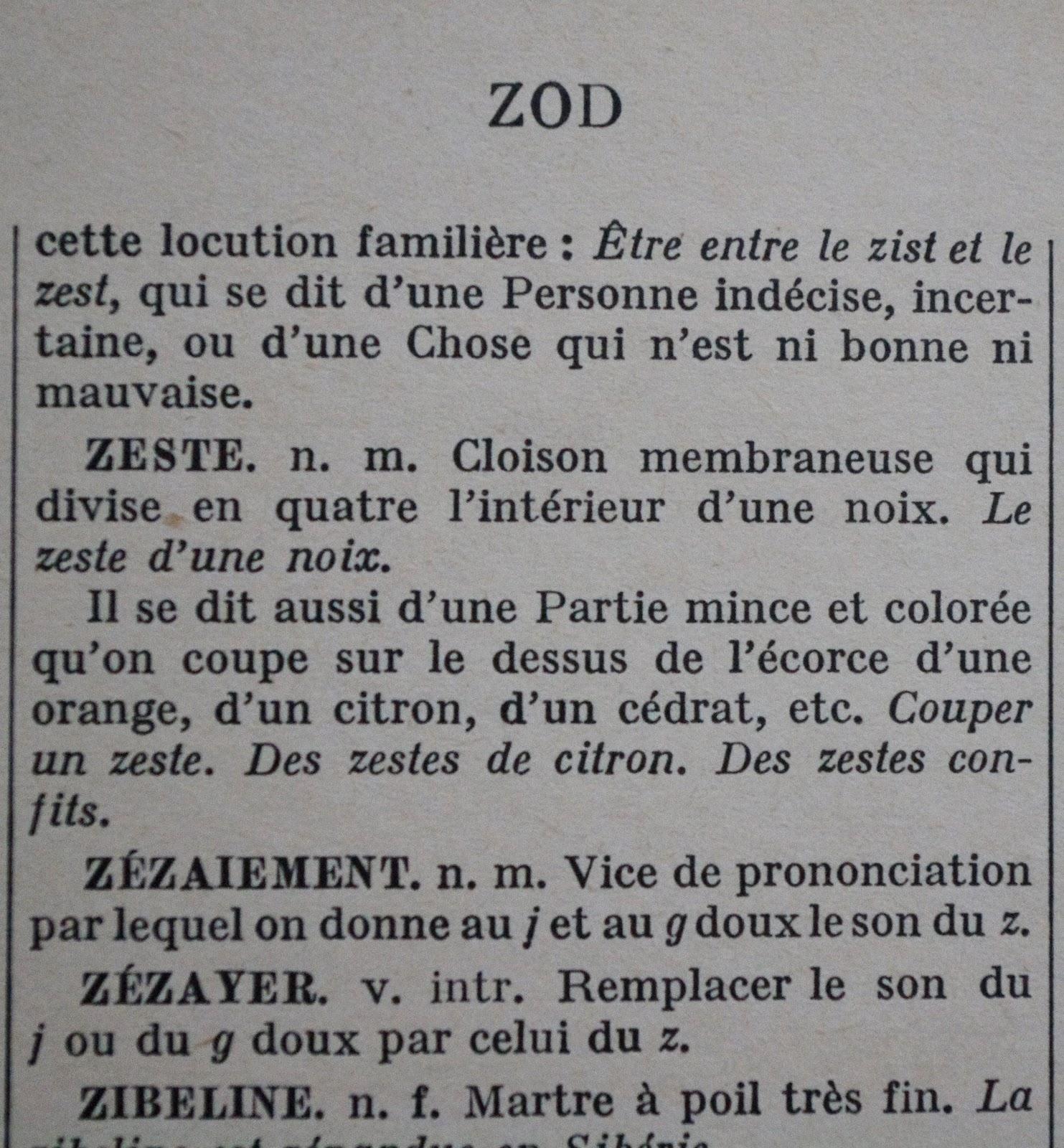 b7ef8283ed7 Le blogue de Pierre Bouillon  ZESTE. ZIST. ZEST. Être entre le zist ...