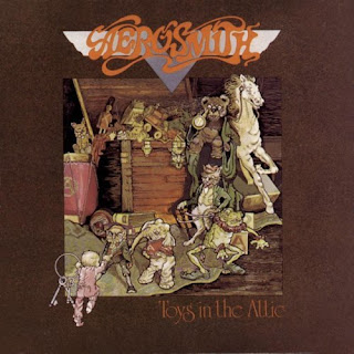 Centerfield Maz Aerosmith S Toys In The Attic Album