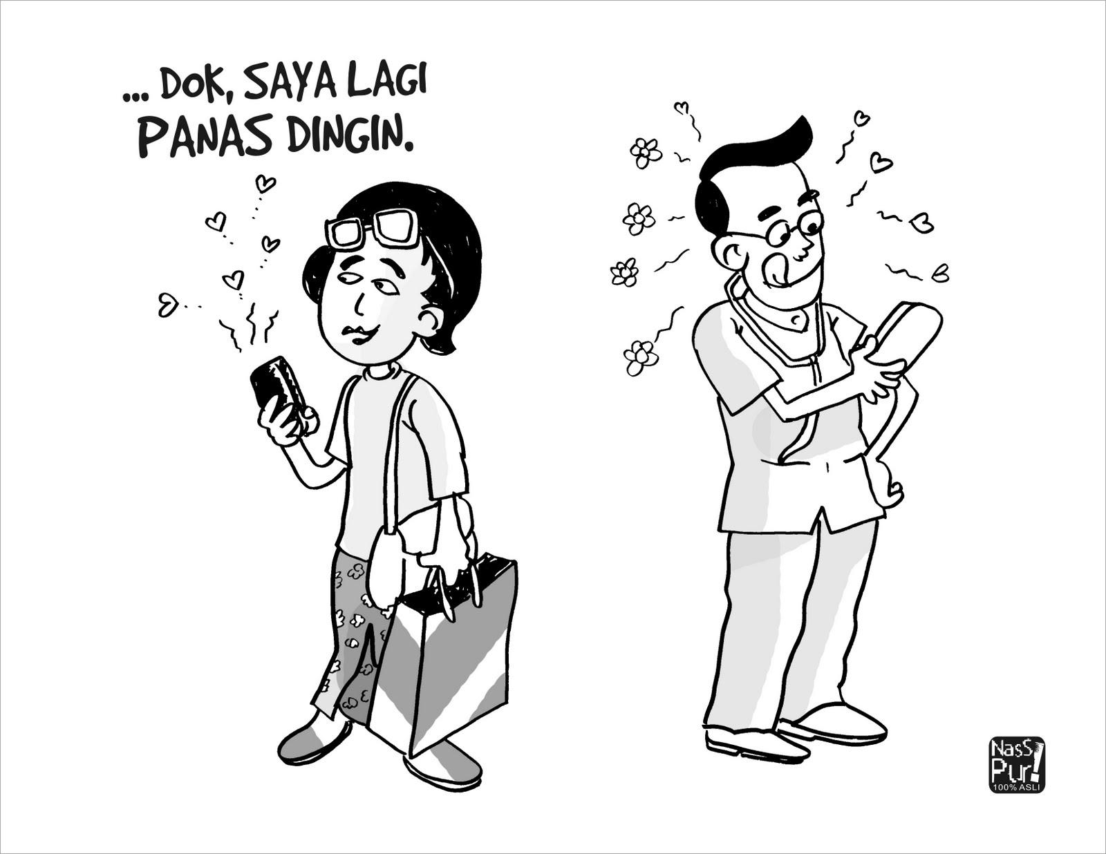 52 Gambar Kartun Dokter Dan Pasien