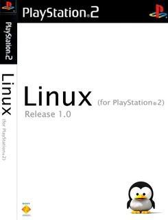 PS2 e PS1 e Nais: Linux para Playstation 2
