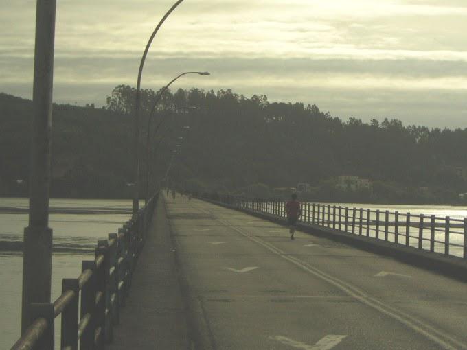 116. Viajando con Panchito 4: el puente viejo