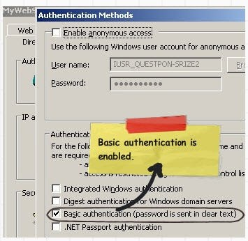 CodeAsIs - Article: ASP NET authentication and authorization