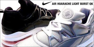 0fbda4e5bd Nike Air Huarache Light Burst QK (Inspired by the Jordan 11's). Posted by Sneaker  Politics ...