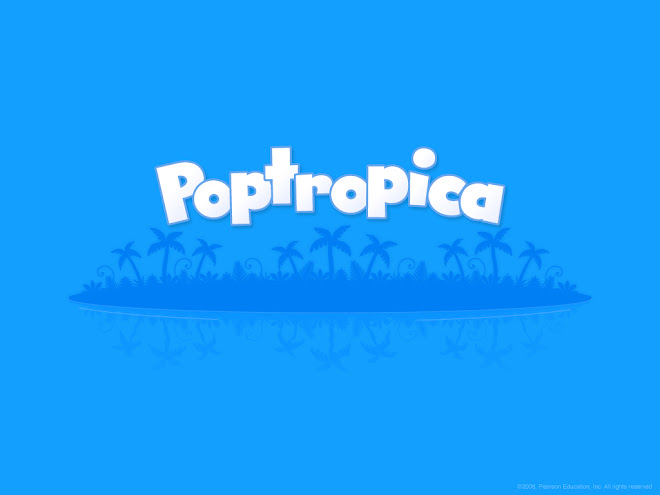 Decorate your desktop with this exclusive Poptropica wallpaper!