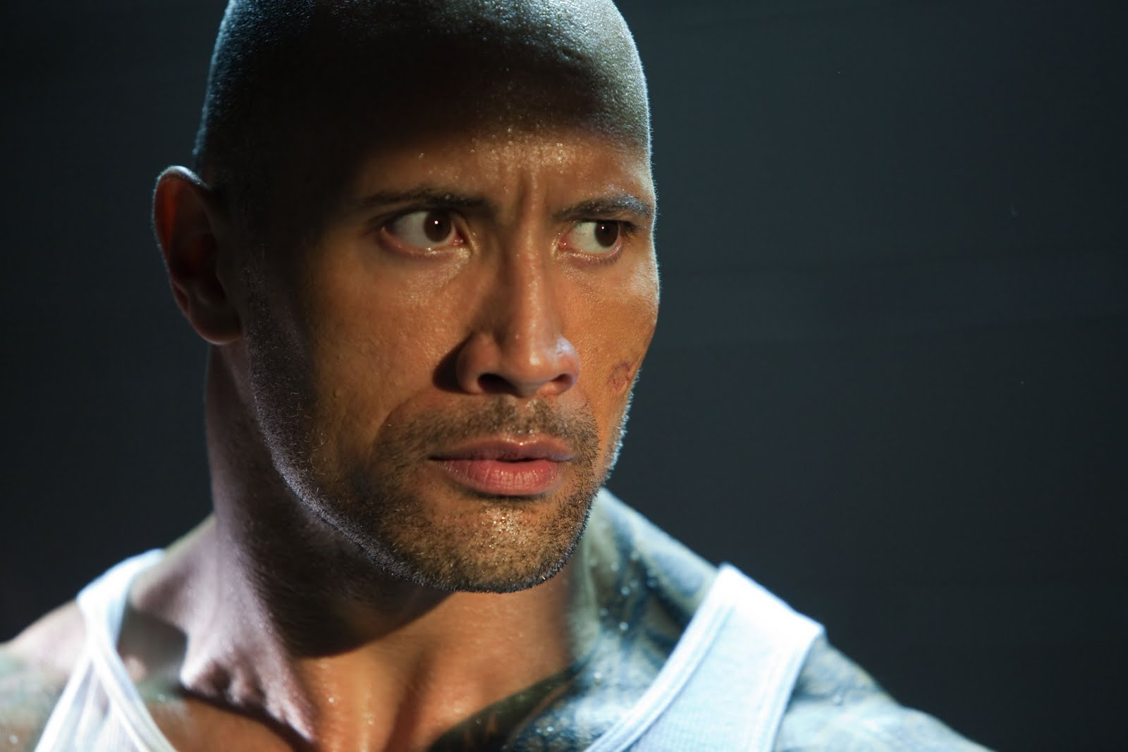 Images Of Dwayne The Rock Johnson: Dwayne Johnson Faster Movie : Teaser Trailer