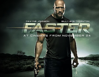 Dwayne Johnson Film Faster