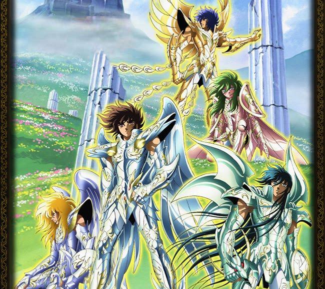 Manga: Caballeros Del Zodiaco Saga De Hades