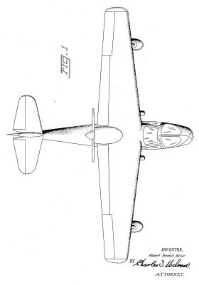Republic Seabee top view plans