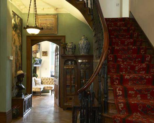 edwardian design on pinterest encaustic tile tiled hallway and panelling. Black Bedroom Furniture Sets. Home Design Ideas
