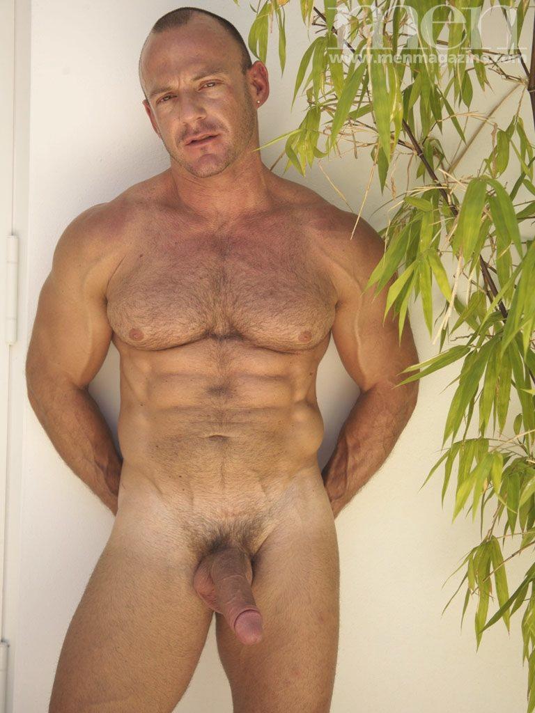 hung mature guy