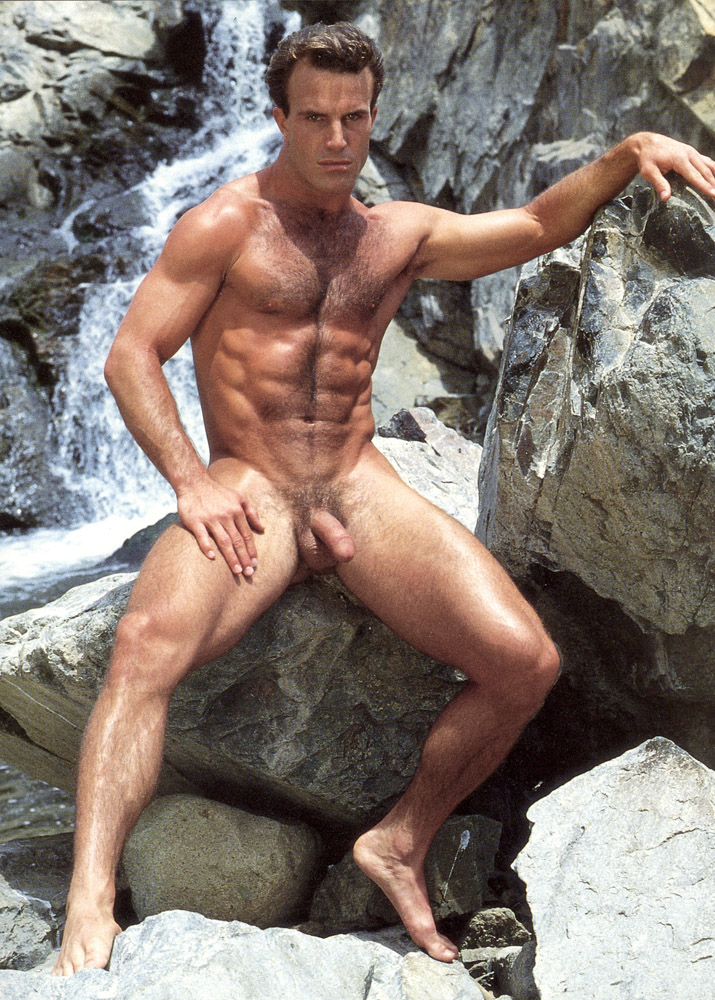Hairy Male Nudes 72