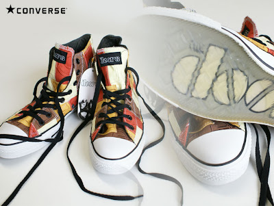 Limited Edition Doors Converse