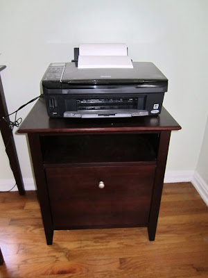 printer stand file cabinet thrift and shout thrifty finds of the week 24946