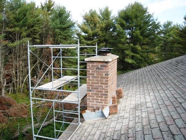 The Roof Forum Chimney Masonry Repair And Chimney Caps