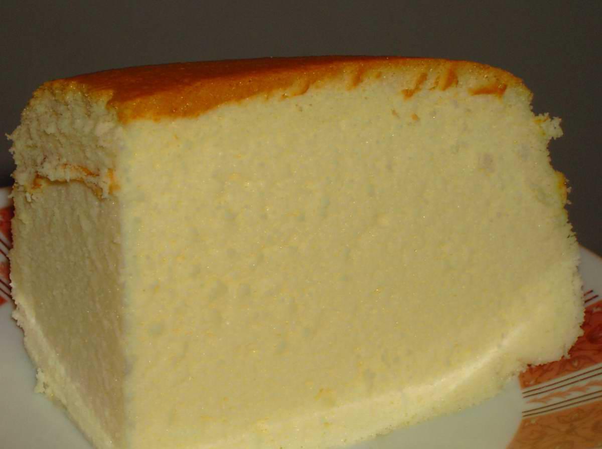 Peach Cream Cheese Butter Cake