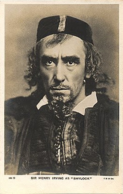 Sir Henry Irving. The First Theatrical Knight