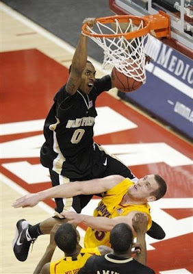 Wake Forest G Jeff Teague