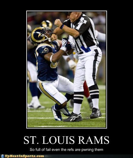 The Rams Suck 103