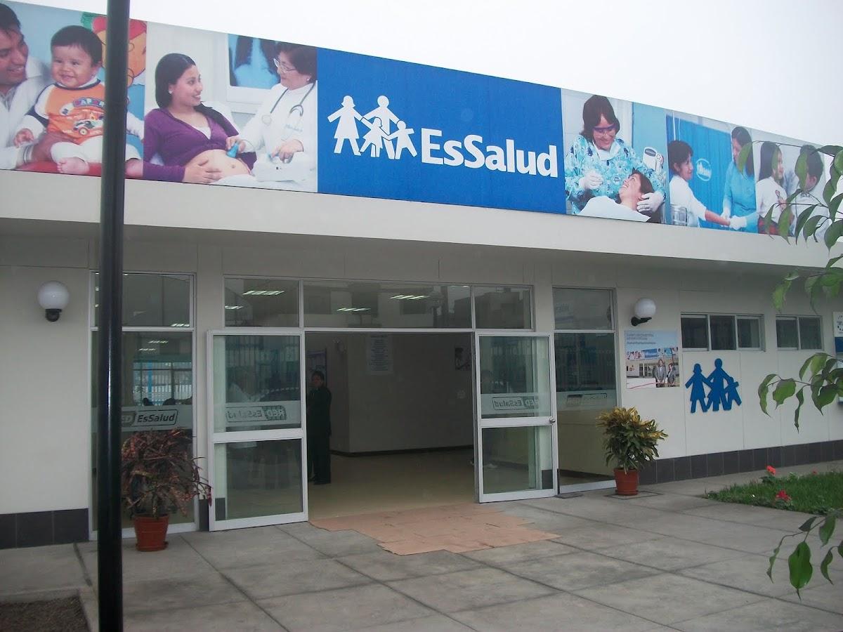 Hospital II Cajamarca - Cajamarca