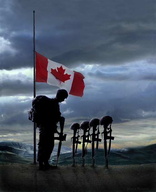 Canada - Remembrance Day - Airchecker