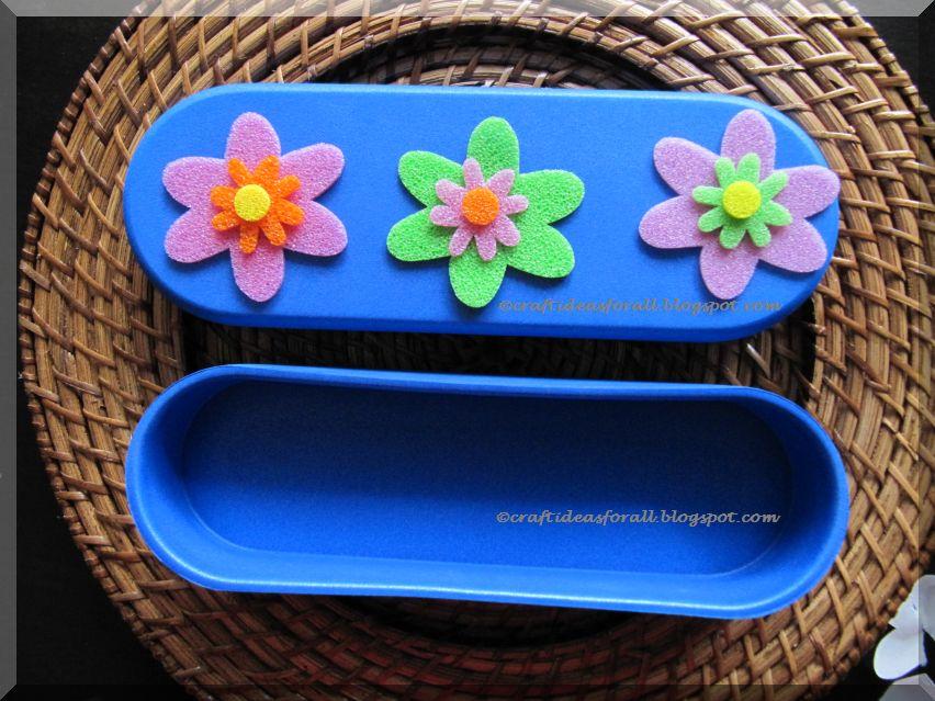 Keepsake Box Craft Ideas For Kids