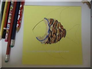 kerajinan tangan dari bekas pensil