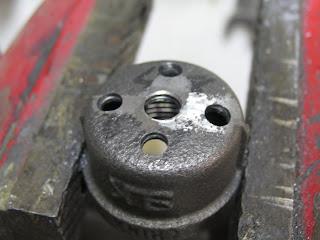 Reverse Flow Stick Burner Build