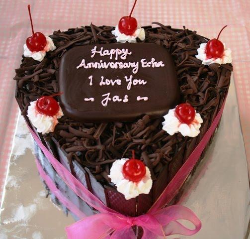 Joris Kitchen Wedding Anniversary Black Forest For