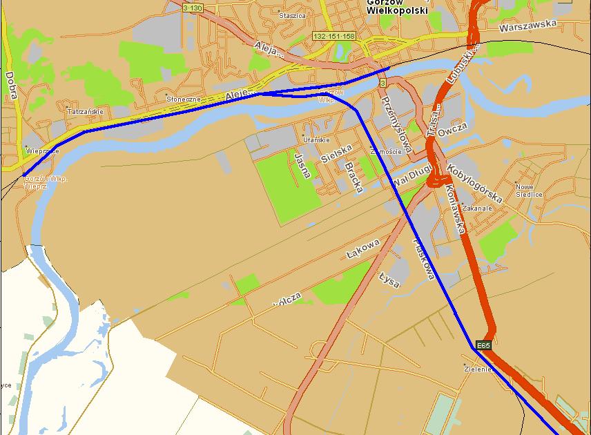 Gorzowska.eu  Stare plany naziemnego metra po torach kolejowych f037c0b1daa