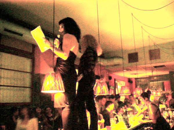 recital Margarita Blue mayo 2010