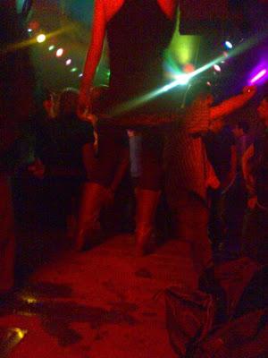 me gusta bailar en el magic