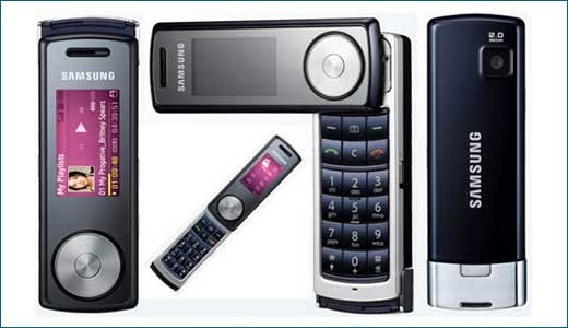 Mobiles Samsung F210