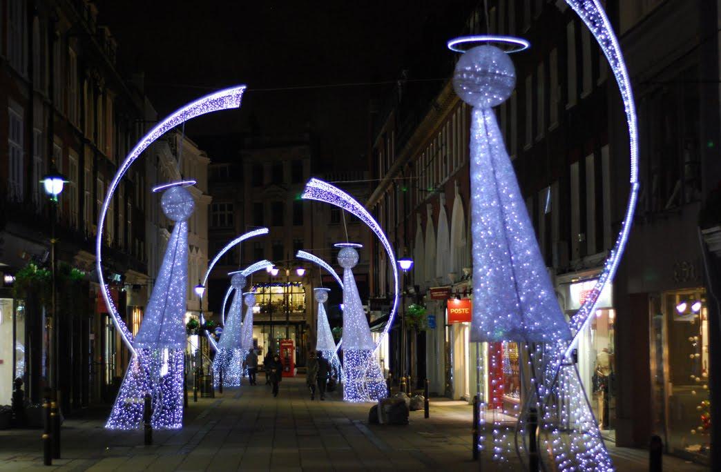 Decorazioni Natalizie Londra.Accensione Luci Natalizie A Londra Cosa Fare A Londra A Natale Luci