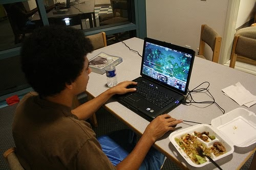 The Effect of Videogames on Student Achievement