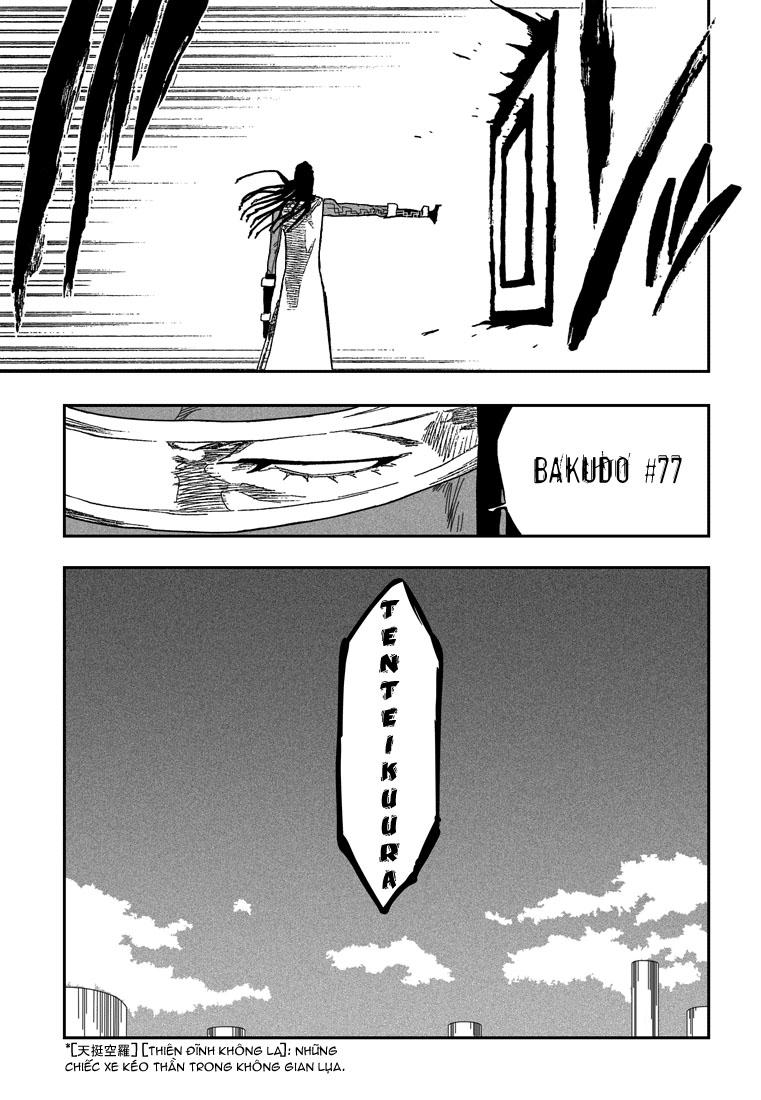 Bleach chapter 314 trang 6