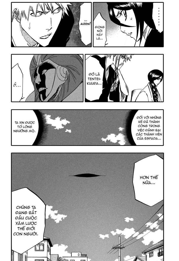 Bleach chapter 314 trang 8