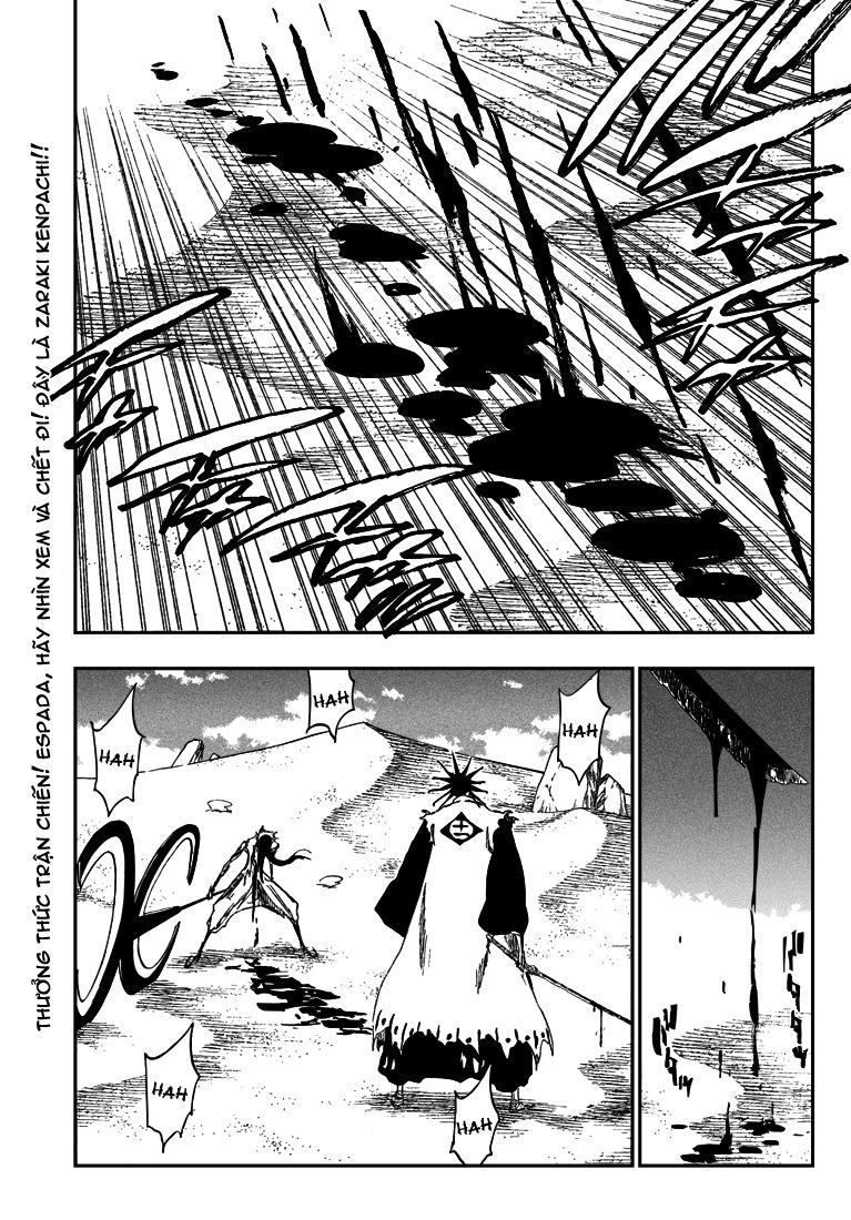 Bleach chapter 309 trang 3