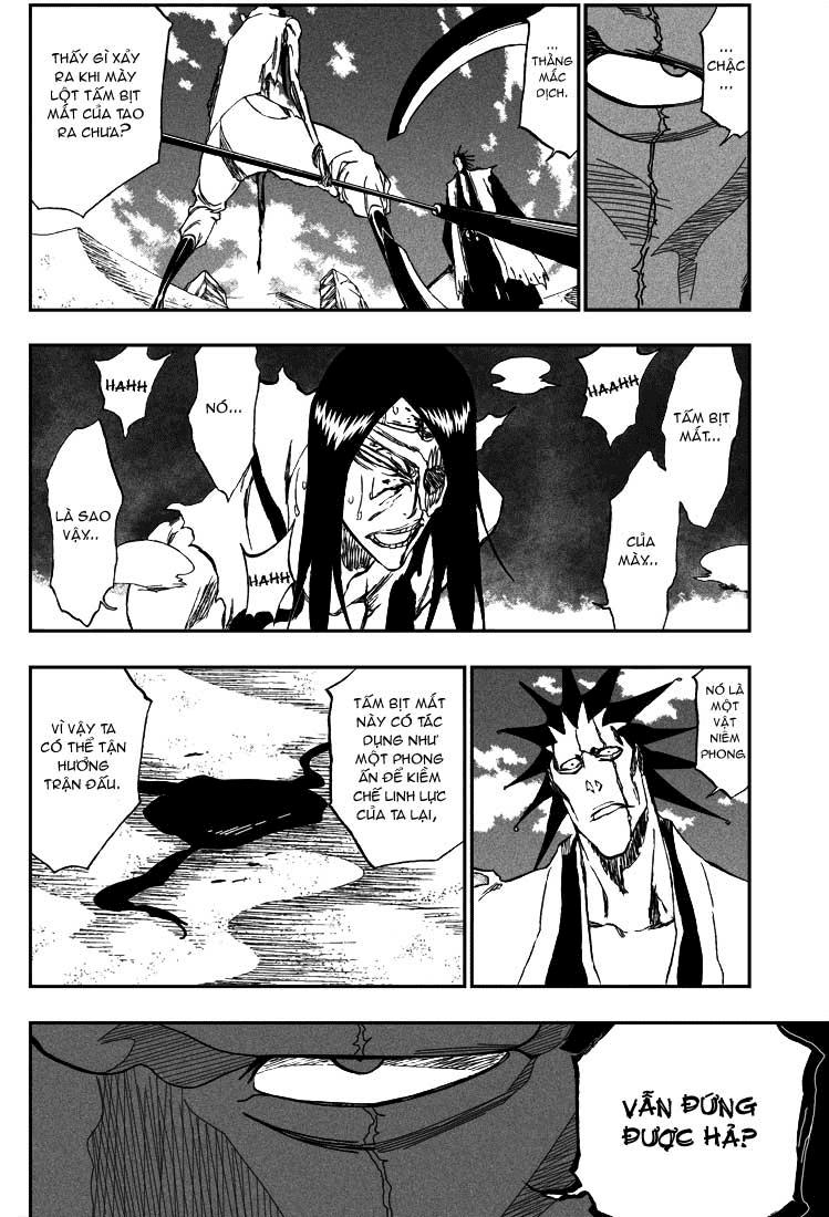 Bleach chapter 309 trang 6