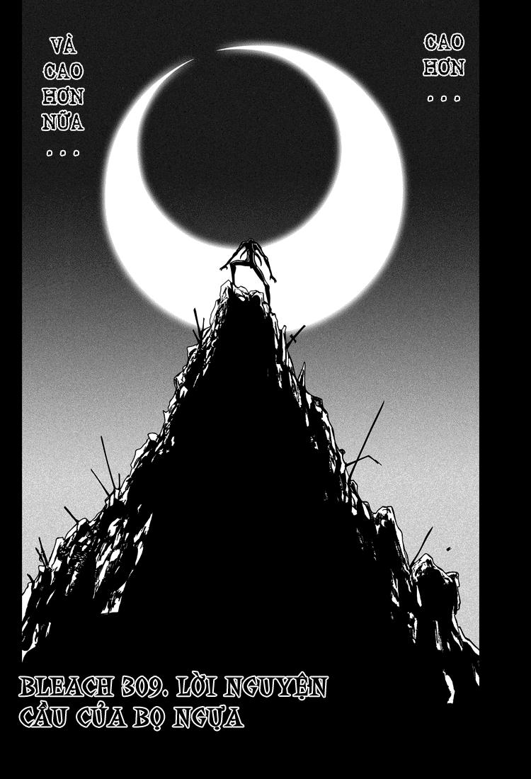 Bleach chapter 309 trang 10