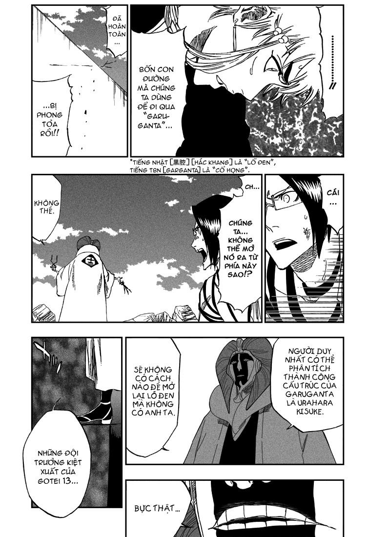 Bleach chapter 314 trang 13