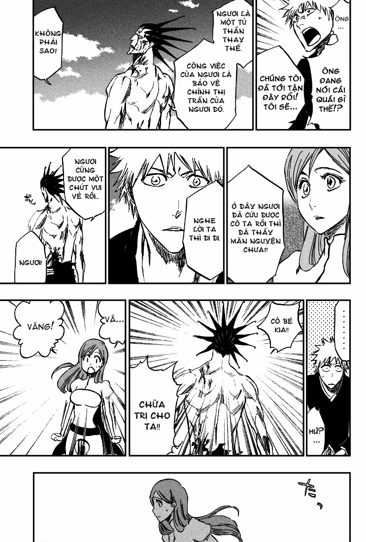 Bleach chapter 313 trang 15