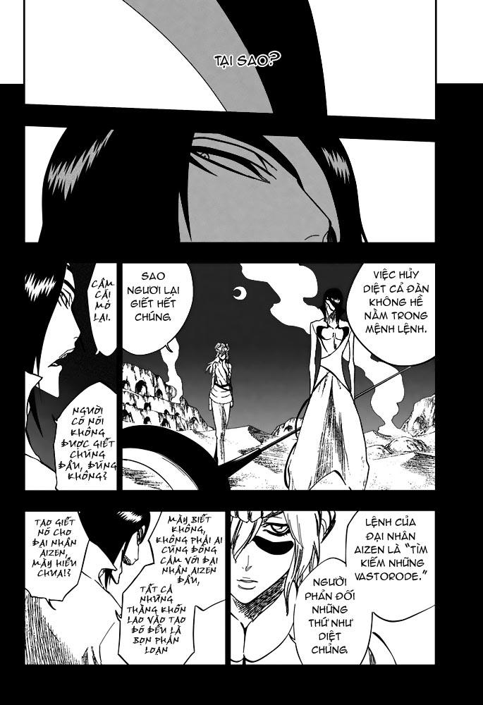Bleach chapter 312 trang 13