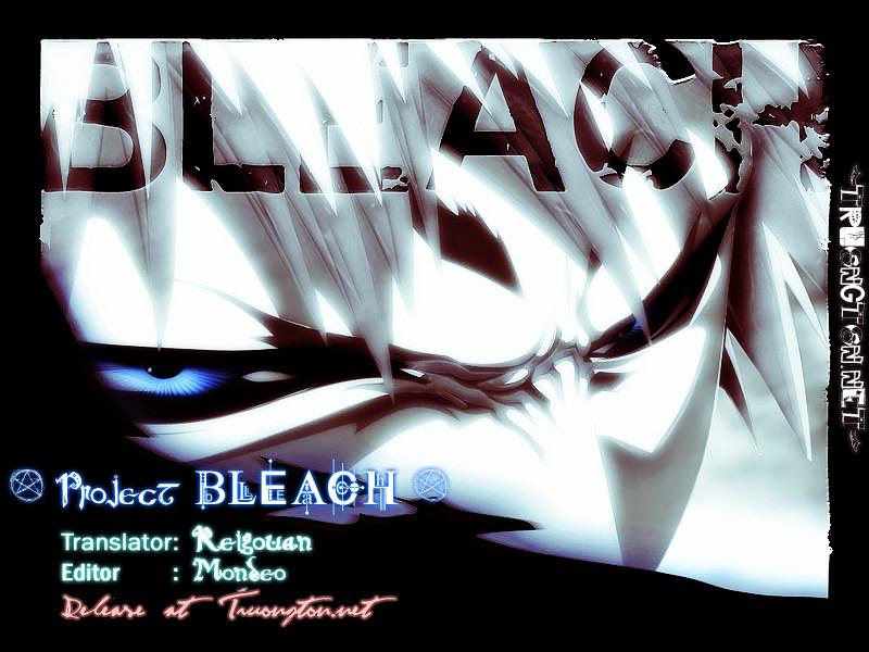 Bleach chapter 312 trang 21