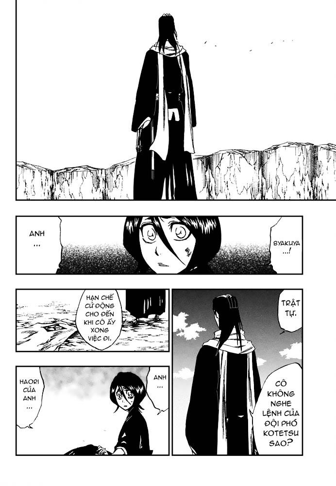 Bleach chapter 304 trang 5