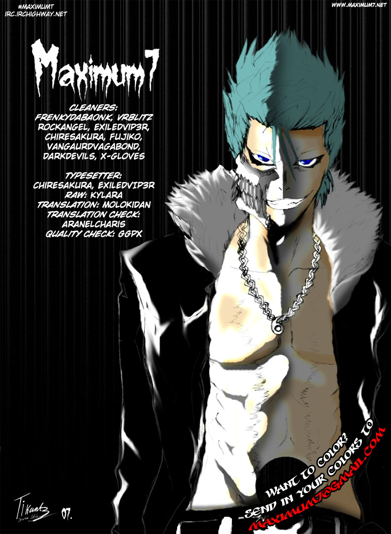 Bleach chapter 303 trang 2