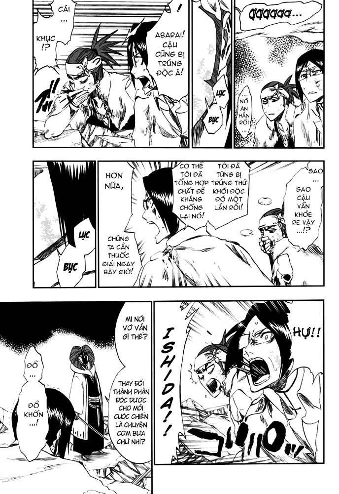 Bleach chapter 304 trang 13