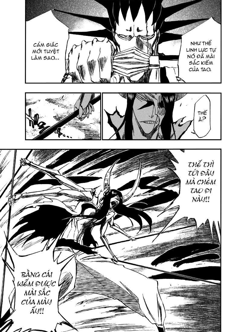 Bleach chapter 309 trang 16