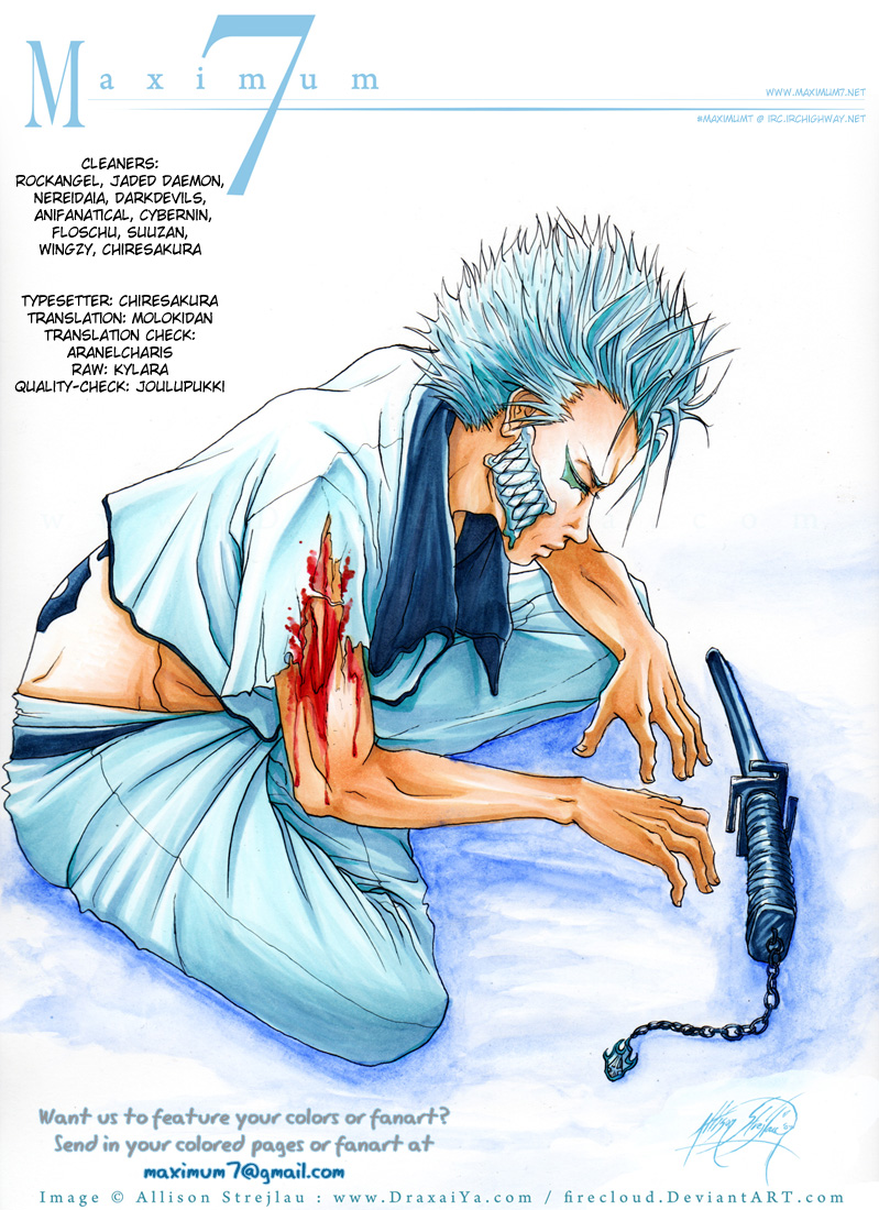 Bleach chapter 307 trang 2